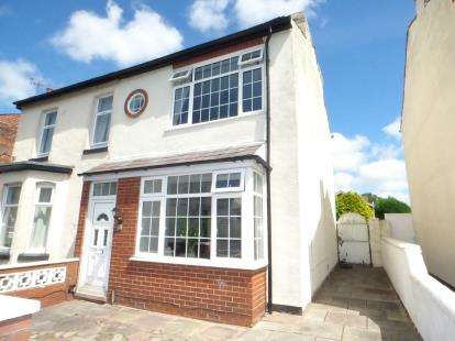 3 Bedrooms Semi Detached House for sale in Banastre Road, Southport, Merseyside, England, PR8