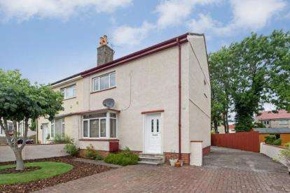 3 Bedrooms Semi Detached House for sale in Hayhill, Ayr