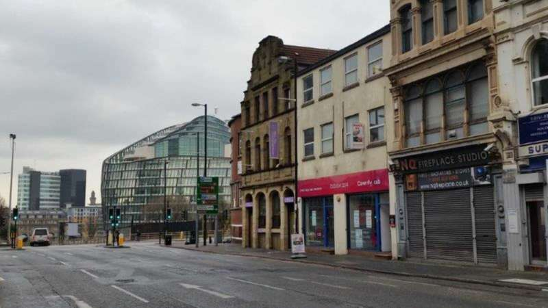 Office Commercial for rent in Swan Street, Manchester