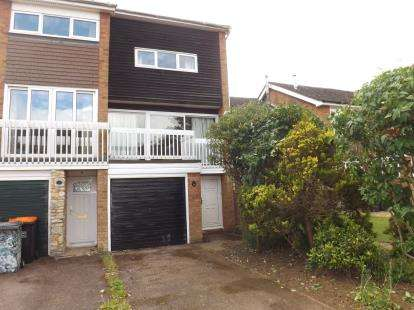 3 Bedrooms Terraced House for sale in Grasmere Way, Leighton Buzzard, Bedford, Bedfordshire