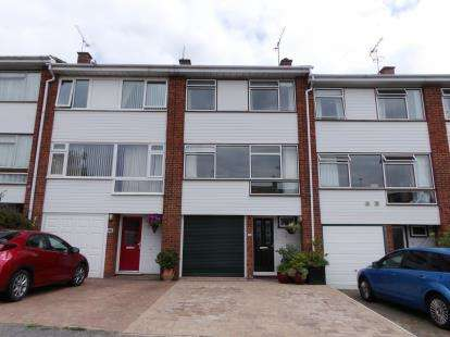 4 Bedrooms Terraced House for sale in Billericay, Essex