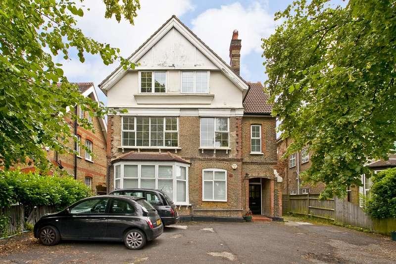 3 Bedrooms Flat for sale in Grove Park Road, Mottingham, London SE9