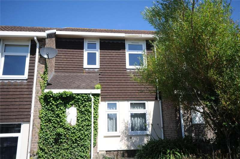 2 Bedrooms Terraced House for sale in Jubilee Road, Threemilestone, Truro