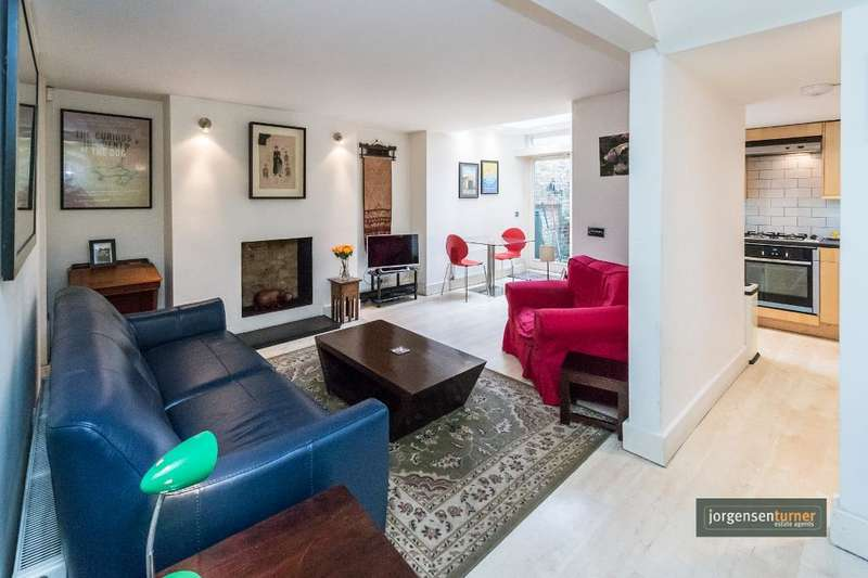 2 Bedrooms Flat for sale in Loftus Road, Shepherds Bush, London, W12 7EN