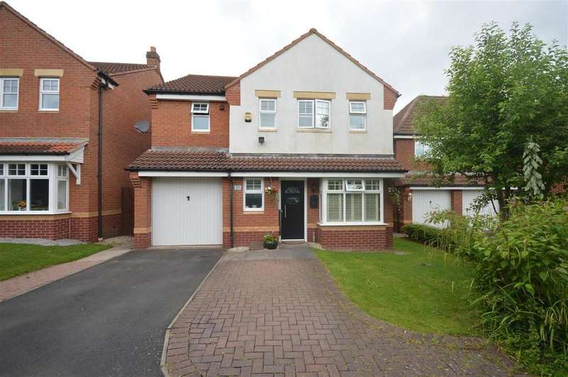 4 Bedrooms Detached House for sale in Wagstaff Way, Birmingham