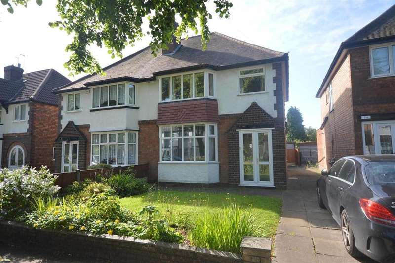 3 Bedrooms Semi Detached House for sale in Croft Road, Birmingham