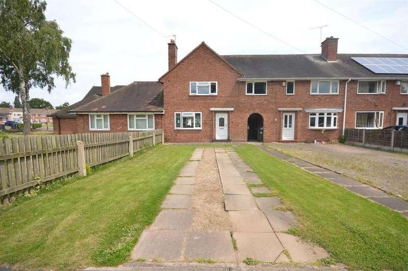 2 Bedrooms Terraced House for sale in Alderpits Road, Birmingham