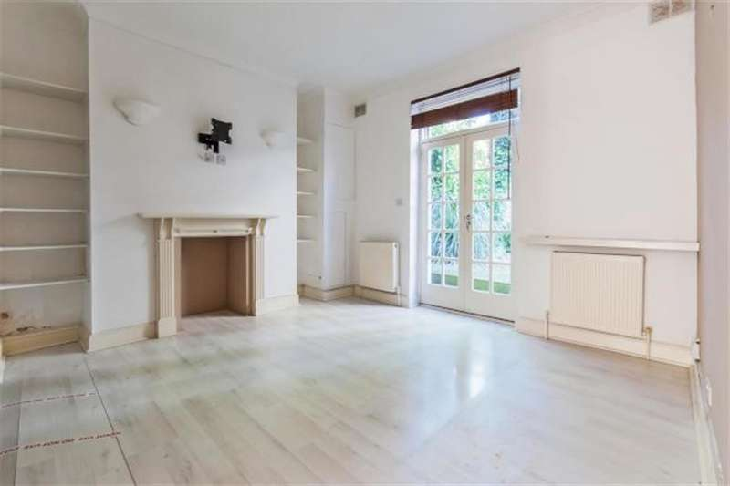 2 Bedrooms Ground Flat for sale in Priory Park Road, London, NW6 7UP