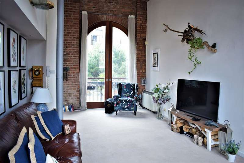 1 Bedroom Apartment Flat for sale in Britannia Mills, Hulme Hall Road, Manchester, M15 4LA