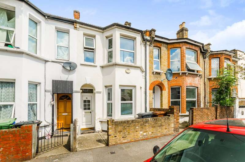 2 Bedrooms Terraced House for sale in Vansittart Road, Forest Gate, E7