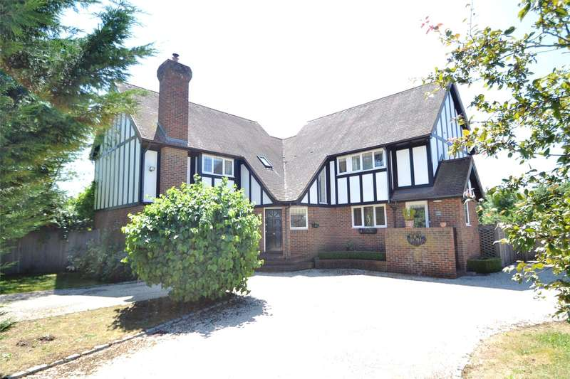 5 Bedrooms Detached House for sale in Chestnut Park, Bray, Maidenhead, Berkshire, SL6
