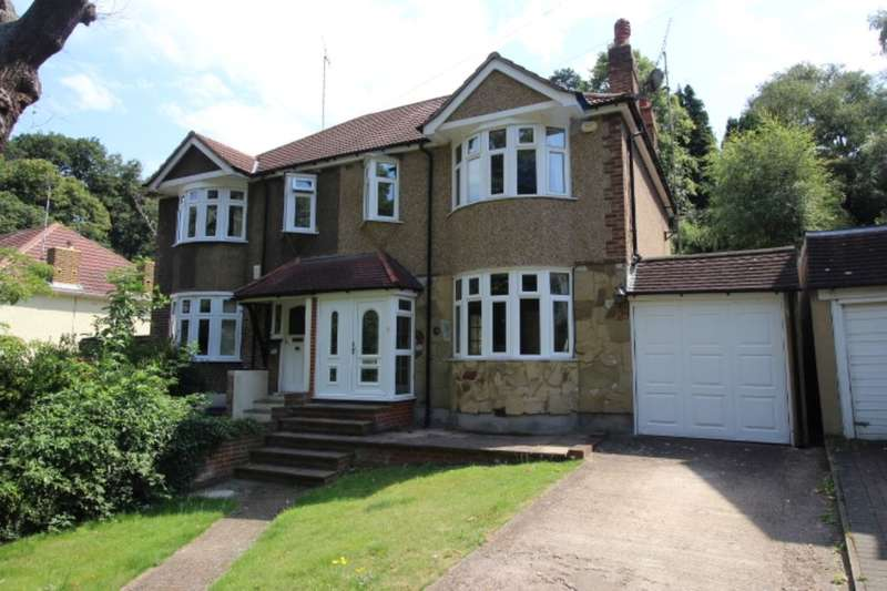 3 Bedrooms Semi Detached House for sale in New Road, Abbey Wood, London, SE2