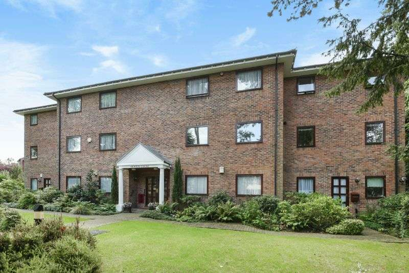 2 Bedrooms Flat for sale in Sentis Court, Carew Road, Northwood