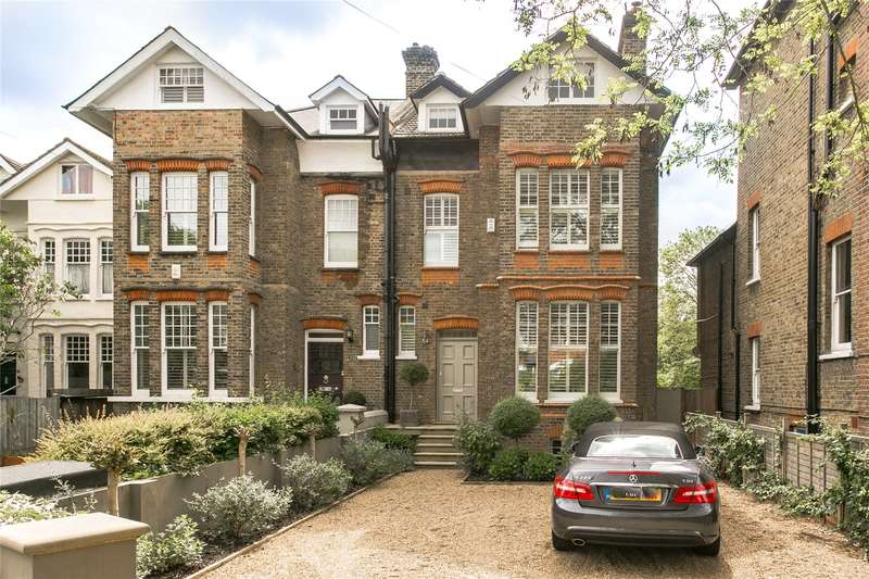 5 Bedrooms Semi Detached House for sale in Culverden Road, London, SW12