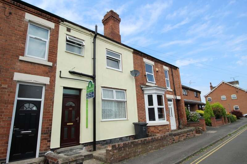 3 Bedrooms Property for sale in Norman Street, Ilkeston, DE7