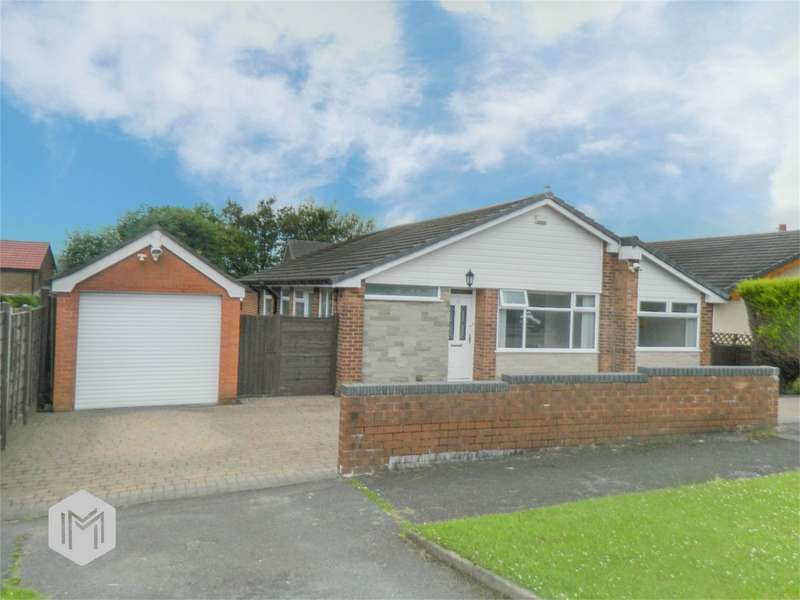 4 Bedrooms Detached Bungalow for sale in Sandown Road, Harwood, Bolton, Lancashire