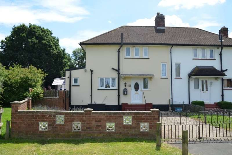2 Bedrooms Semi Detached House for sale in Lacey Close, Egham, TW20