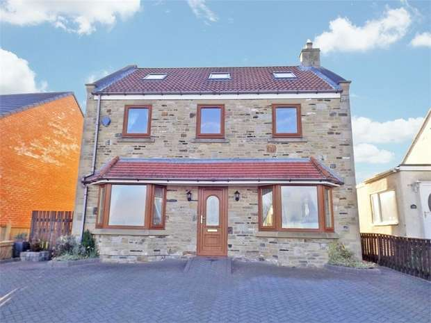 5 Bedrooms Detached House for sale in South Road, High Etherley, Bishop Auckland, Durham