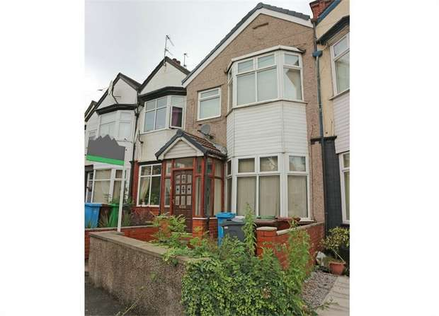 4 Bedrooms Terraced House for sale in Delaunays Road, Manchester