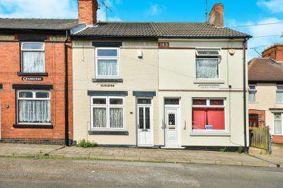 2 Bedrooms Terraced House for sale in Oak Tree Road, Sutton-In-Ashfield, Nottinghamshire, Notts