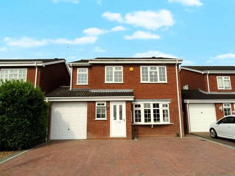 4 Bedrooms Detached House for sale in Inchford Road, Solihull