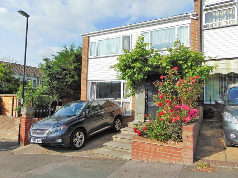 3 Bedrooms End Of Terrace House for sale in Osward, Courtwood Lane, Croydon, CR0 9HJ