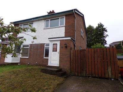 2 Bedrooms Semi Detached House for sale in Alltwen, Llysfaen, Conwy, LL29