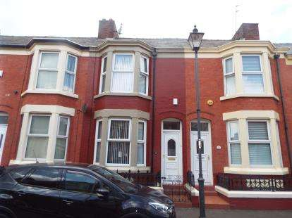 3 Bedrooms Terraced House for sale in Albert Edward Road, Liverpool, Merseyside, England, L7