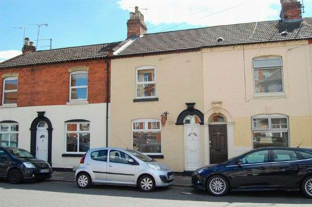 2 Bedrooms Terraced House for sale in Talbot Road, Abington, Northampton NN1 4HZ