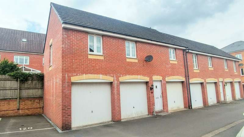 1 Bedroom Flat for sale in Red Kite Close, Penallta, Hengoed