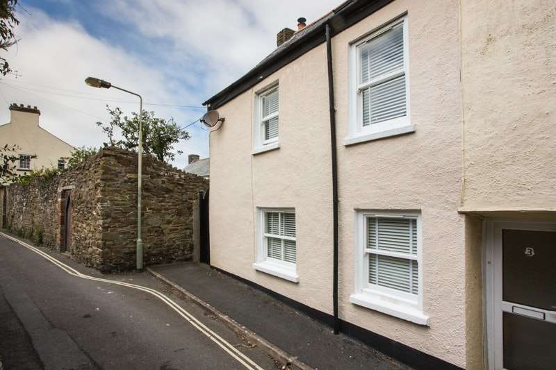 4 Bedrooms End Of Terrace House for sale in North East Street, Northam, Bideford, Devon, EX39