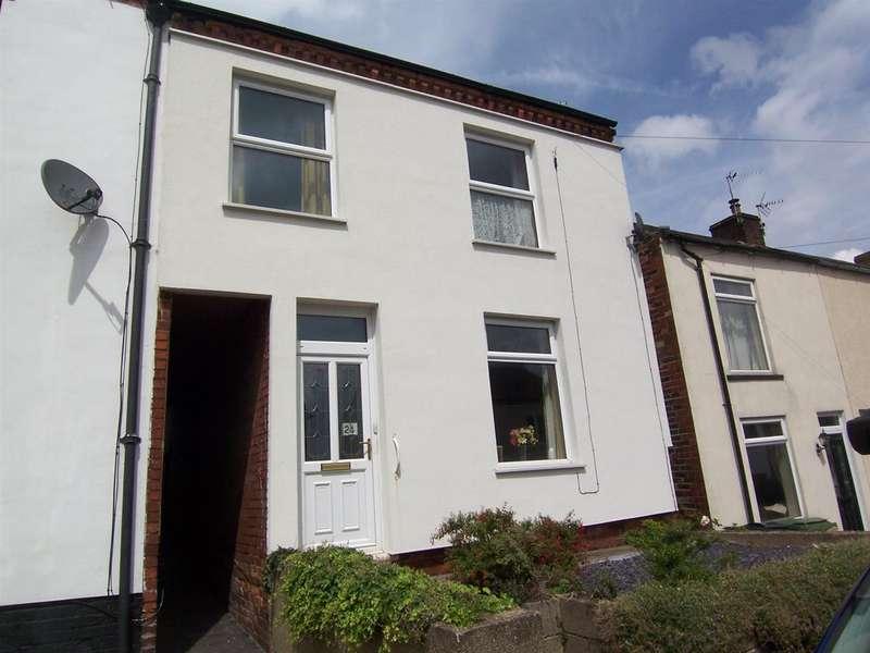 3 Bedrooms Semi Detached House for sale in Jessop Street, Codnor, Ripley