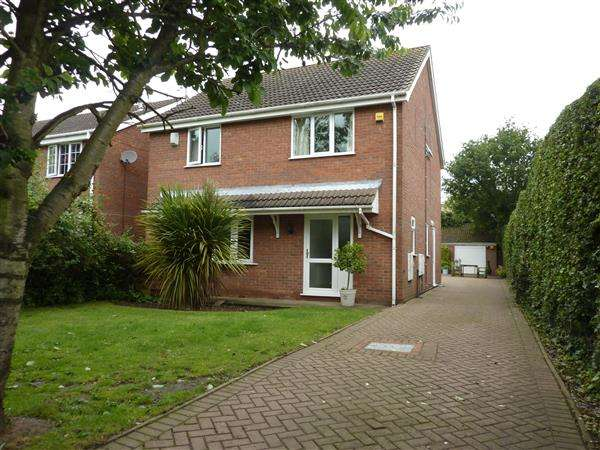 4 Bedrooms Detached House for sale in ARCHER ROAD, WALTHAM, GRIMSBY