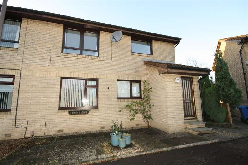 2 Bedrooms Apartment Flat for rent in Campbell Drive, Larbert