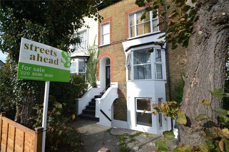2 Bedrooms Maisonette Flat for sale in Waddon Road, Croydon, Surrey
