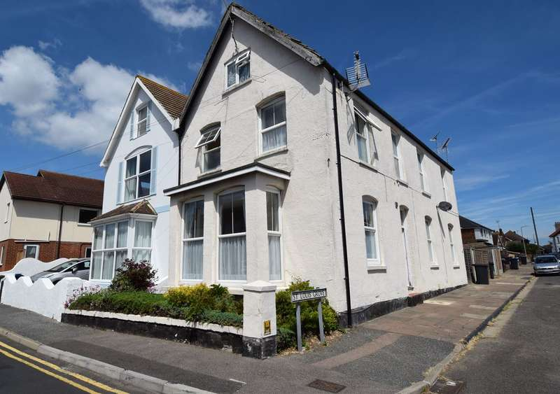 1 Bedroom Flat for sale in Grand Drive, Herne Bay
