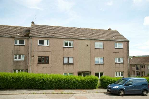 2 Bedrooms Flat for sale in Davaar Avenue, Campbeltown, Argyll and Bute