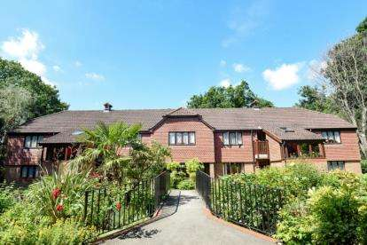 1 Bedroom Retirement Property for sale in Alderbrook Court, 58 The Alders, West Wickham