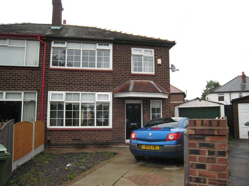 3 Bedrooms Semi Detached House for sale in Sylvia Crescent, Warrington