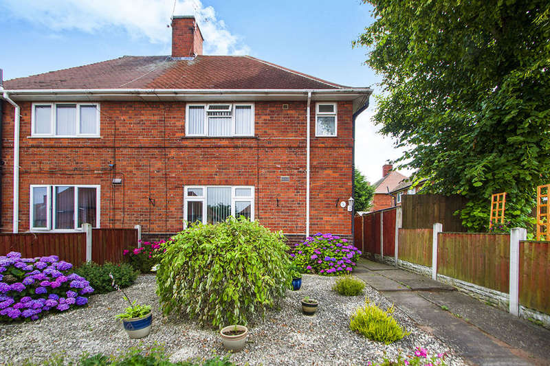 3 Bedrooms Semi Detached House for sale in Jesmond Road, Nottingham, NG6