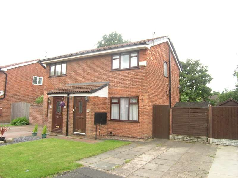2 Bedrooms House for sale in Saundersfoot Close, Callands, Warrington