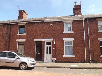 2 Bedrooms Terraced House for sale in Ebor Street, Simonside, South Shields, Tyne and Wear, NE34