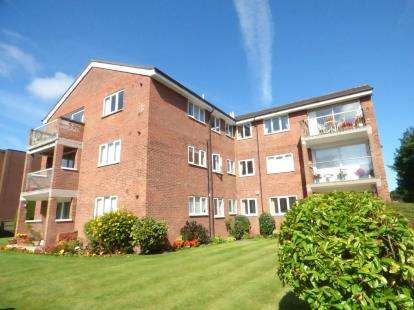 2 Bedrooms Flat for sale in Holcombe Court, Argyle Road, Southport, Merseyside, PR9