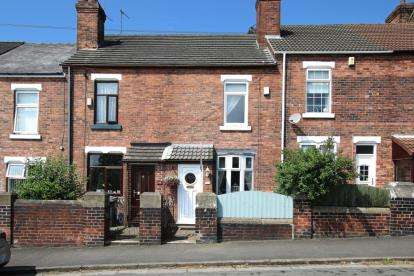 3 Bedrooms Terraced House for sale in Park Street, Rawmarsh, Rotherham, South Yorkshire
