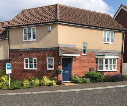 3 Bedrooms Semi Detached House for sale in New Costessey, Norwich, Norfolk