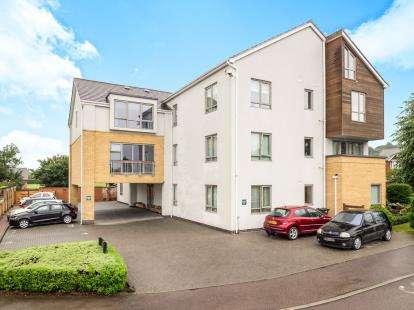 3 Bedrooms Flat for sale in Oakfield Court, Oakfield, Nottingham, Nottinghamshire