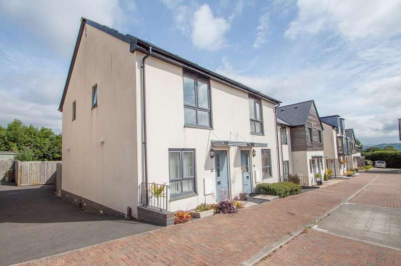 2 Bedrooms Semi Detached House for sale in Glenholt, Plymouth