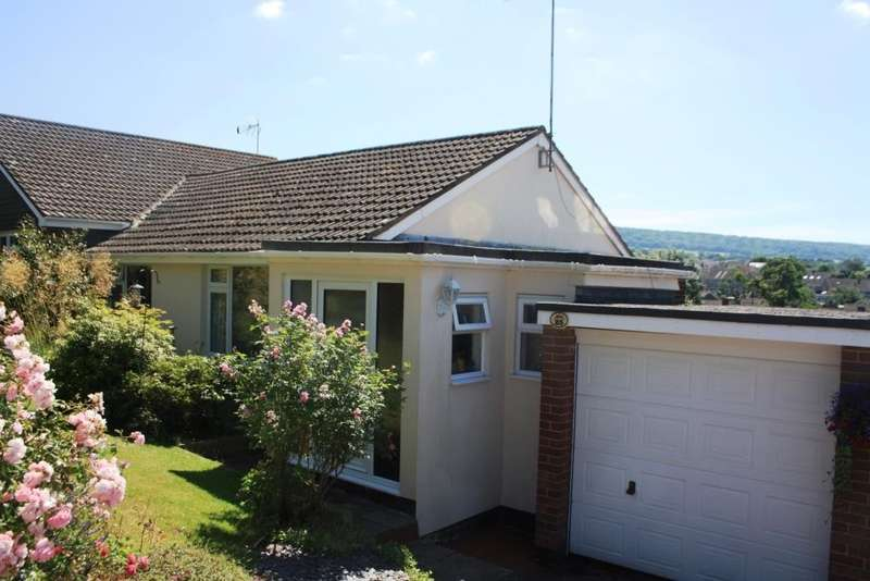 2 Bedrooms Semi Detached Bungalow for sale in Ottery St Mary