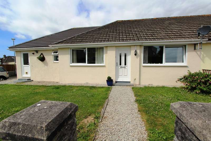 3 Bedrooms Semi Detached Bungalow for sale in Roeselare Avenue, Torpoint