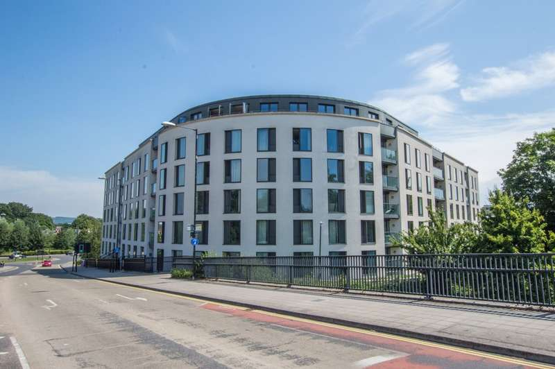 2 Bedrooms Flat for sale in St James Walk, Cheltenham GL50 3UB